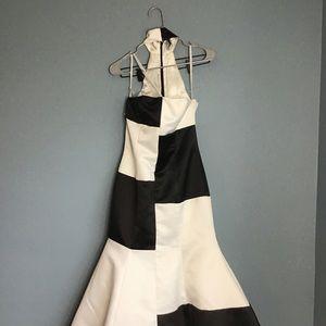 Jessica McClintok evening dress